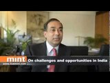 Siemens' Sunil Mathur on challenges and opportunities