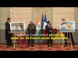 French fighter jets show Narendra Modi can't make everything in India