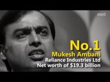 Top Indian billionaires according to Forbes 2016 list