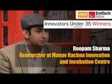 Innovators under 35 Winners   NanoView