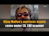 Vijay Mallya's overseas assets come under ED, CBI scanner
