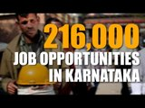 Karnataka has the most job opportunities in India