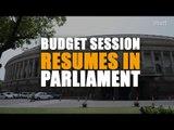 Parliament session reconvenes on April 25