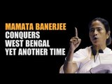 Mamata Banerjee wins the West Bengal assembly elections 2016