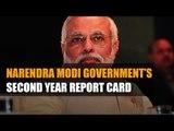 Narendra Modi government's second year report card