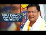 Pema Khandu: India's youngest Chief Minister