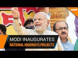 Narendra Modi inaugurates Rs15,000-crore worth National Highways projects in Rajasthan