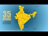 A look at 98 cities nominated for smart cities mission