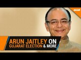 Arun Jaitley on Gujarat Election and more