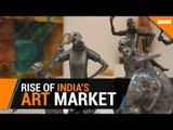 Indian art market is back