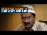 Assembly election results: Bad news for AAP