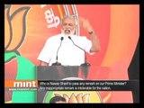 Narendra Modi takes on the Government