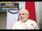 PM Modi's new formula for India's future: IT+IT= IT