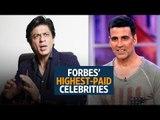 Bollywood superstars on Forbes' highest-paid celebrities list