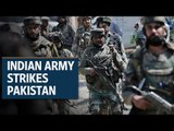 Indian army conducts surgical strikes on terrorist camps across Pakistan LoC