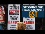 Political opposition and traders boycott GST
