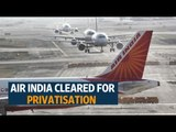 Air India cleared for privatisation by Delhi