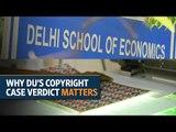 Delhi University Photocopy shop wins protracted legal battle