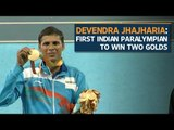 Devendra Jhajharia:  First Indian Paralympian to win two golds