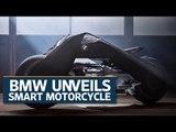 BMW unveils smart motorcycle
