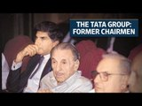 The Tata group: Former chairmen