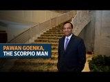 Mahindra & Mahindra's Pawan Goenka, the Scorpio man