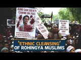 Myanmar pursuing 'ethnic cleansing' of Rohingya Muslims: UN official