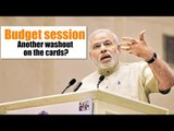 Budget session | Another washout on the cards?
