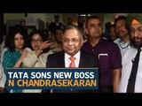 N Chandrasekaran becomes the new Chairman of Tata sons