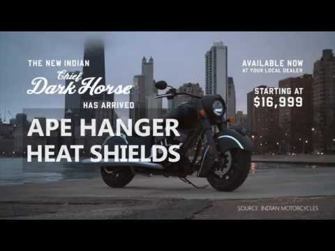 Indian Motorcycle rolls out a 'Batmobile' to fight Harley-Davidson