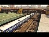 Rail budget 2015: Railway stocks extend losses after Suresh Prabhu speech