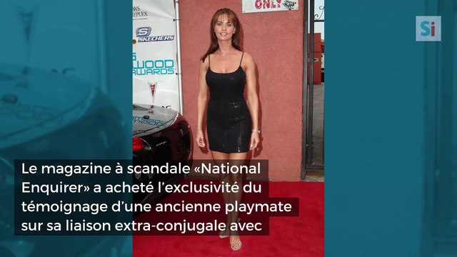 Une liaison entre Trump et Karen McDougal, ancienne playmate, étouffée par un tabloïd