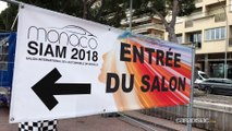 Les électriques et les hybrides au Salon de l'automobile de Monaco 2018