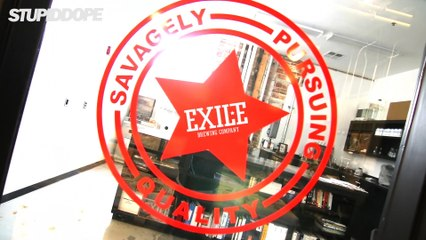 Beer Flows like Water at Exile Brewing Co. in Des Moines   Video