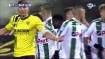 1-1 Ritsu Doan Goal Holland  Eredivisie - 16.02.2018 VVV Venlo 1-1 FC Groningen