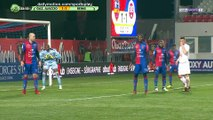 Yunis Abdelhamid second Goal HD - GFC Ajaccio 1 - 2 Reims - 16.02.2018 (Full Replay)