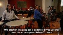Bryce Dessner met en musique les poèmes d'Alfonsina Storni