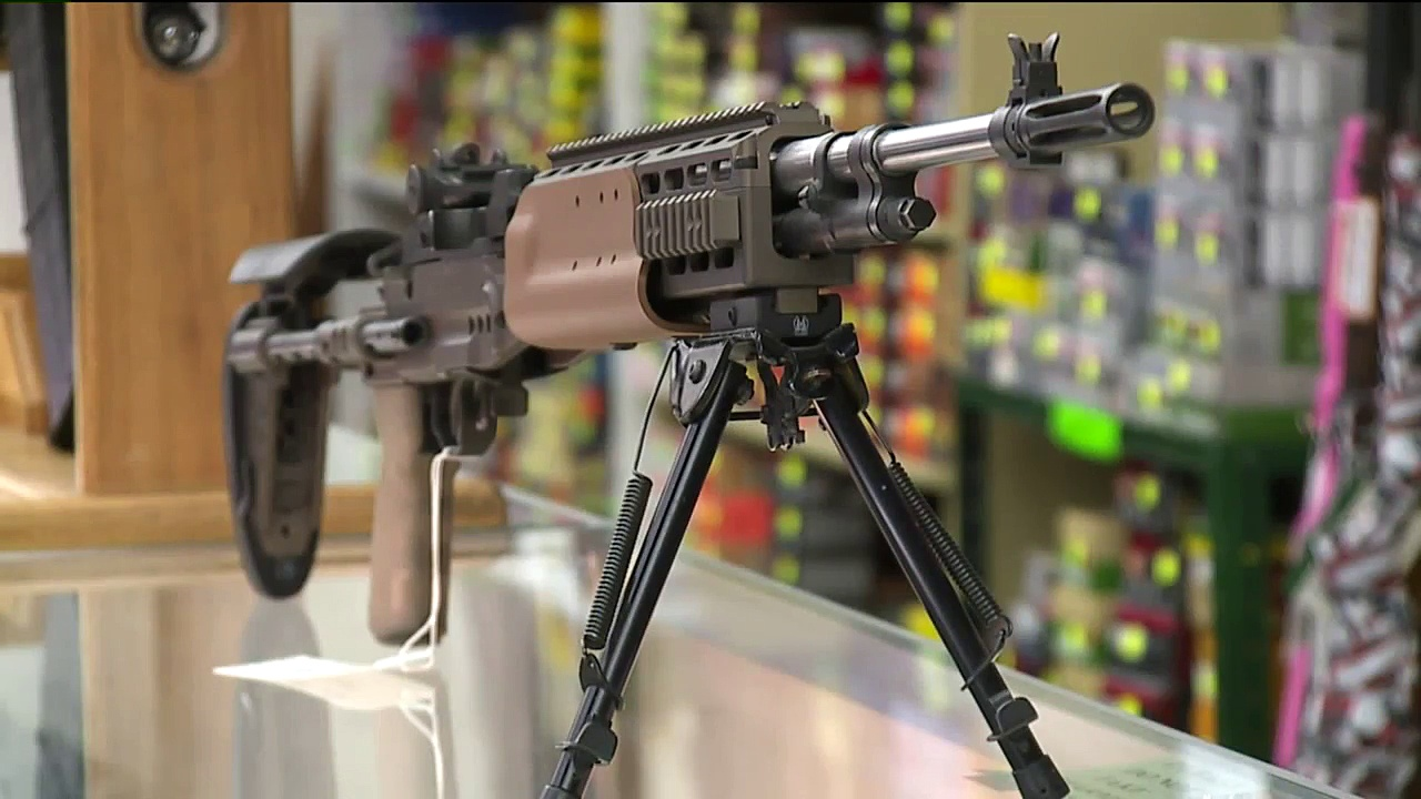 Colorado Gun Shop Trains Employees to Look for Warning Signs