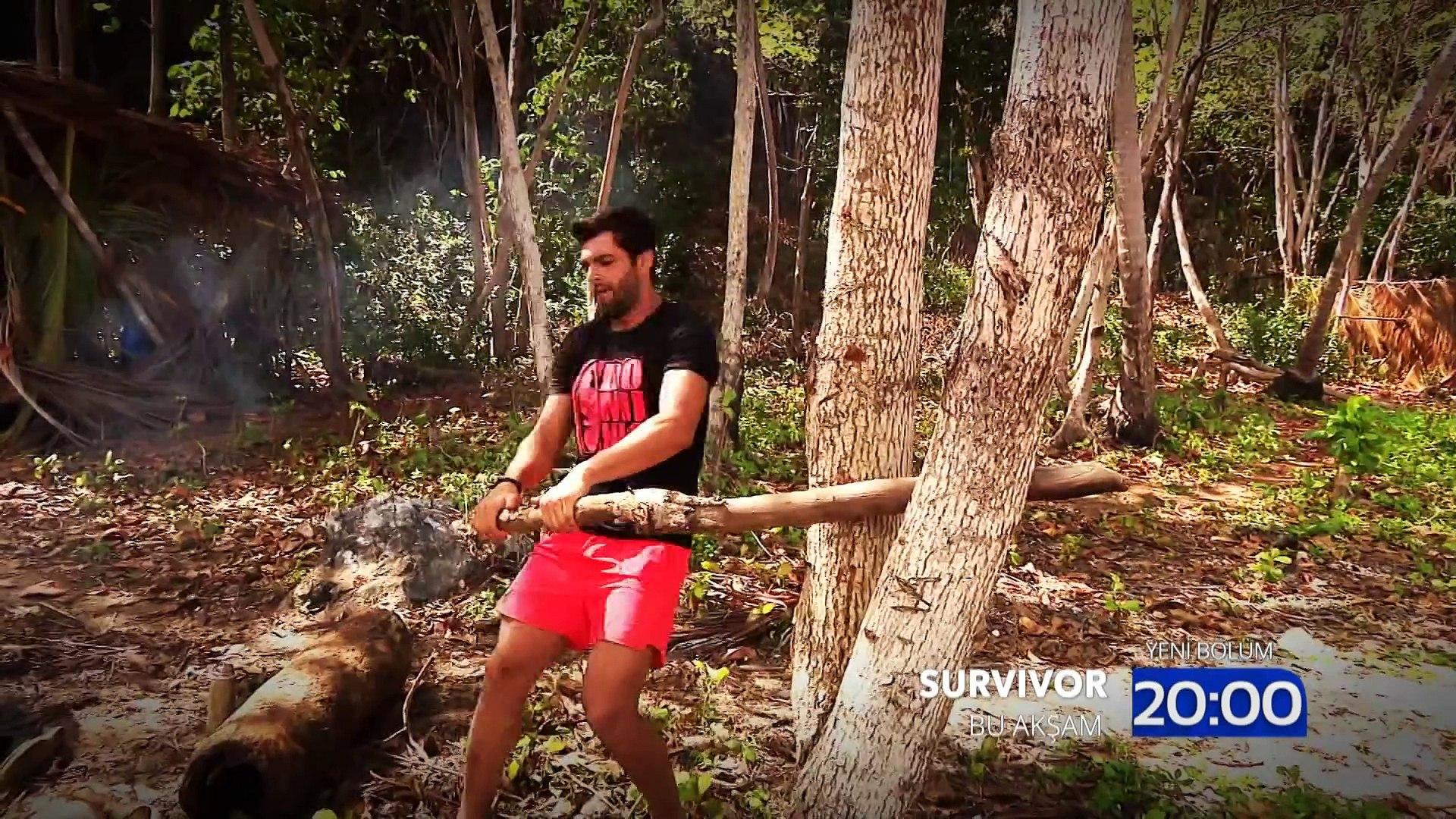 Survivor 2018 | 6.Bölüm Fragmanı | Turabi'den Gönüllüler'e gözdağı!