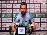 Réactions après match AB-Aurillac