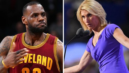 "Fox News Host Laura Ingraham Put on BLAST for Calling LeBron James' Political Views ""Ignorant"""