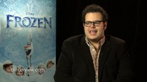 Josh Gad Video Interview On 'Frozen,' His Character Olaf