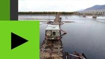 Le pont le plus dangereux de Russie