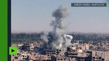 L'armée syrienne engagée dans une bataille contre Daesh dans la province de Deir ez-Zor