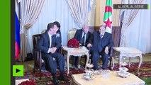 Premier ministre russe : les relations russo-algériennes recèlent un «très bon potentiel»