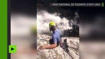 Etats-Unis : la chute d'un rocher fait deux victimes dans le parc national de Yosemite