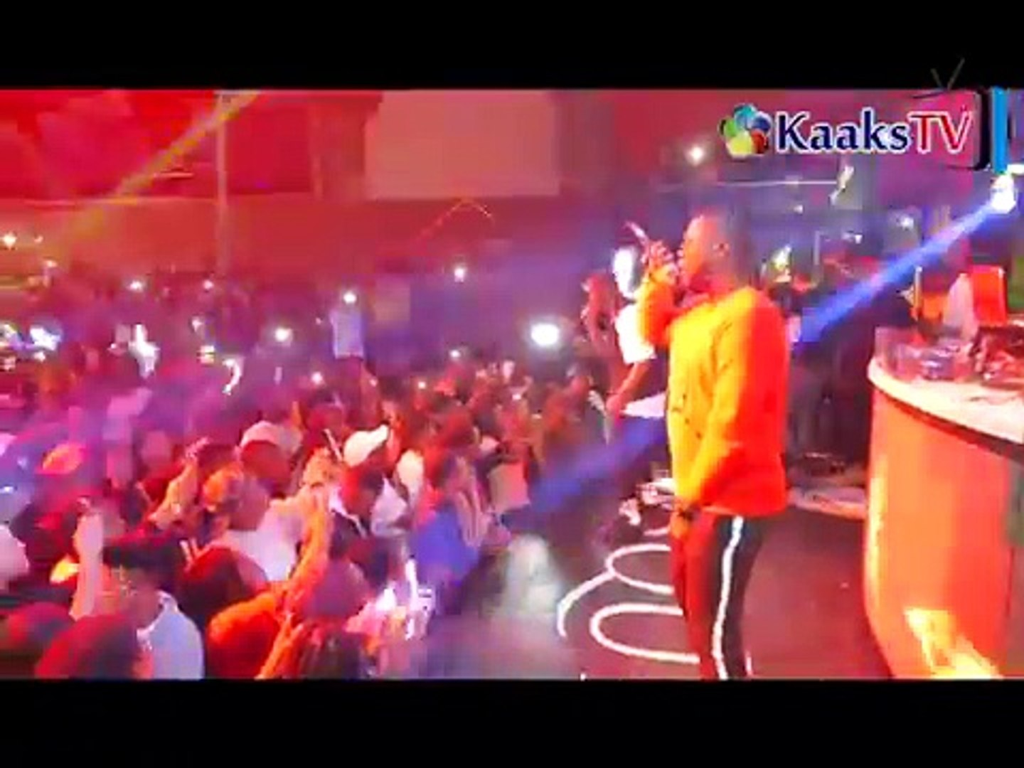 OLAMIDE  YBNL NATION - LIVE PERFORMANCE AT CULTURE EUROPE TOUR 2018  -  ISTANBUL TURKEY.