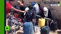 Images exclusives de l'intérieur de Deir ez-Zor après trois ans d'occupation par Daesh