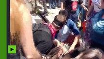 Charlottesville : panique après la charge d'une voiture contre des manifestants anti-«Alt-right»