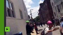 Charlottesville :  une voiture percute des manifestants au rassemblement de l'«Alt-right»